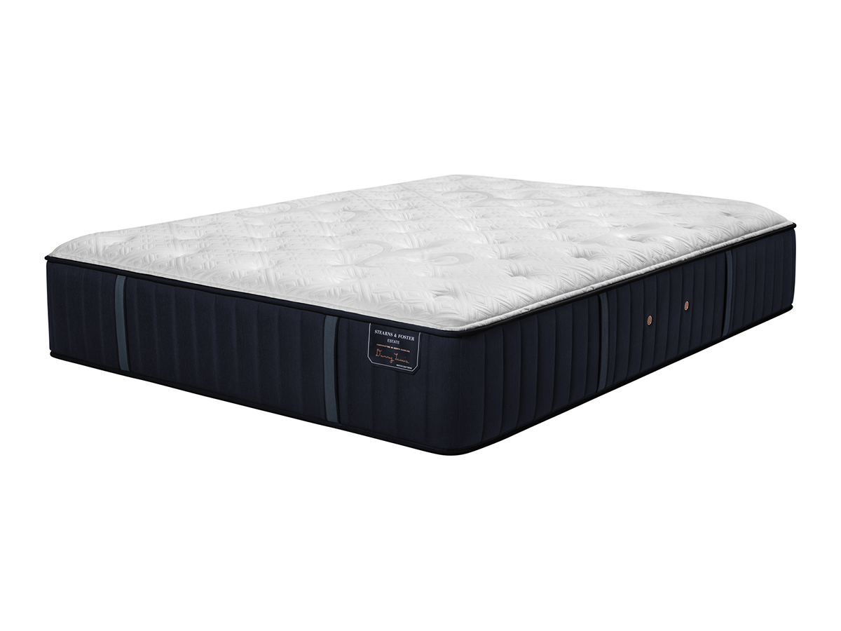 Stearns & Foster Estate Hurston Luxury Cushion Firm, Queen-Size Mattress