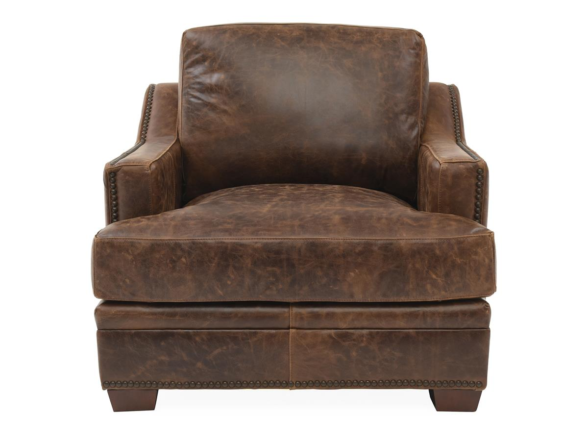 Cody Top-Grain Leather Chair