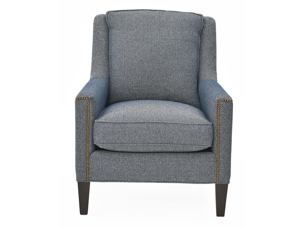 Plaza Chair, Navy