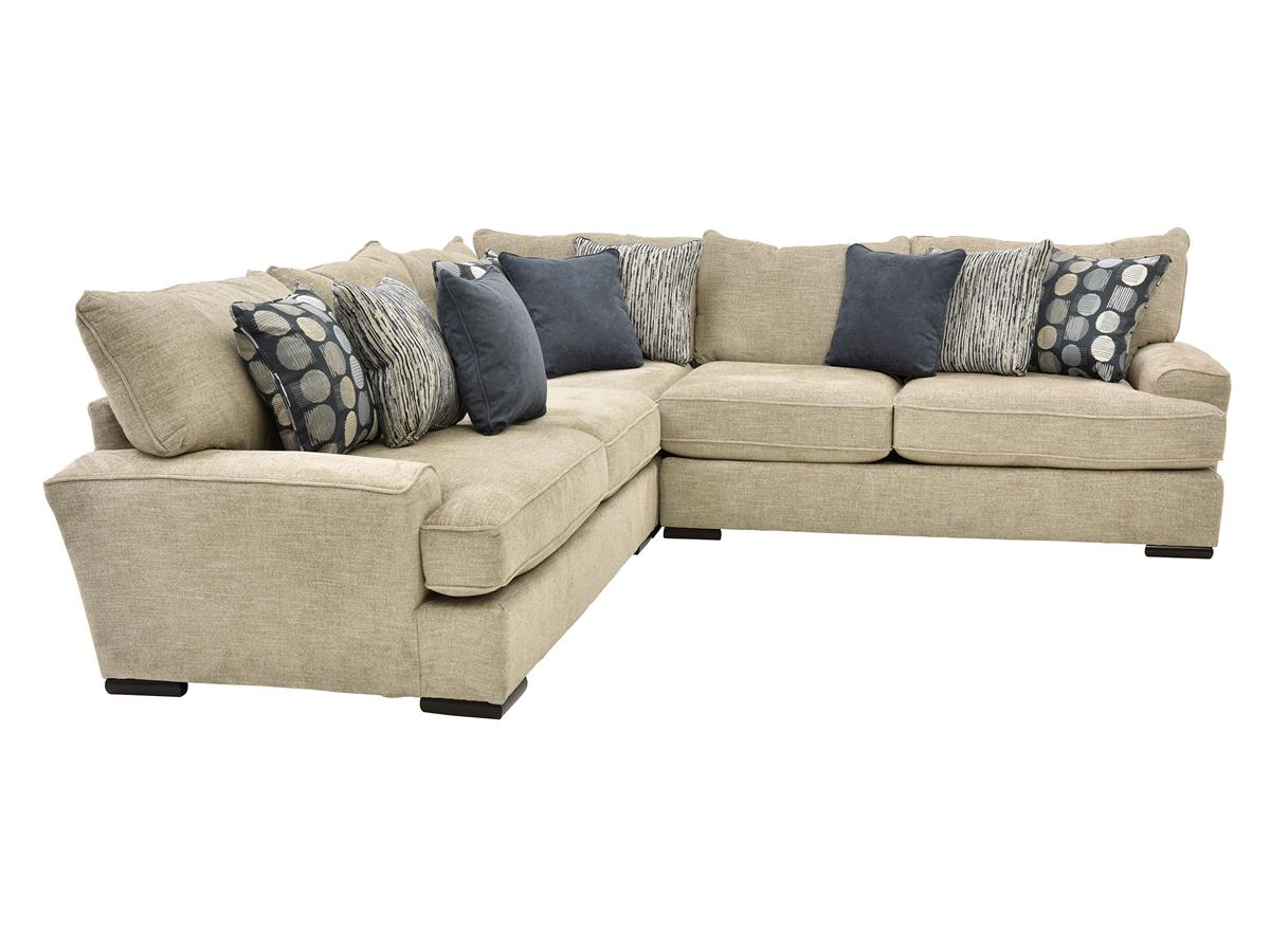 Magnitude Three-Piece Sectional