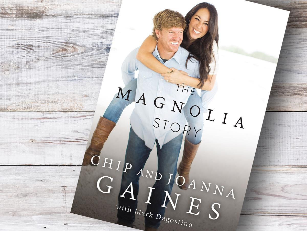 the magnolia story by chip joanna gaines weir 39 s furniture. Black Bedroom Furniture Sets. Home Design Ideas