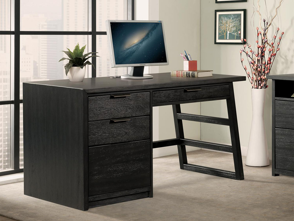 Perspectives Pedestal Desk