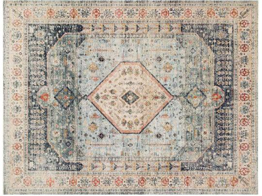 Graham Blue/Antique Ivory Rug