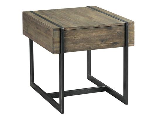 Timberwood Drawer End Table