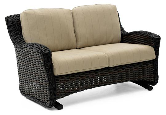 Dreux Patio Loveseat Glider