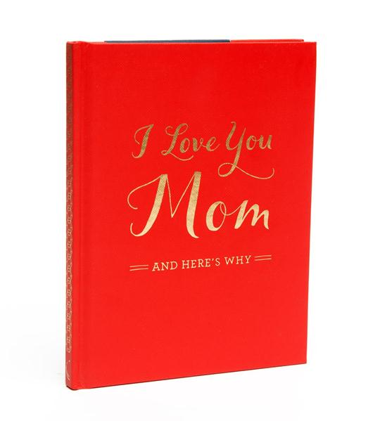 I Love You Mom And Here's Why, Journal