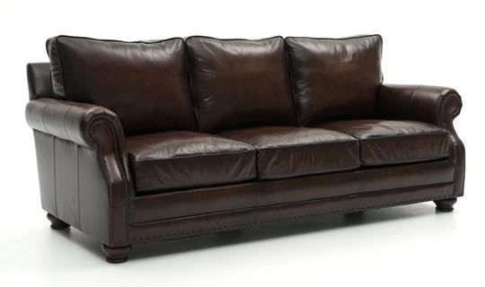 Princeton Top Grain Leather Sofa