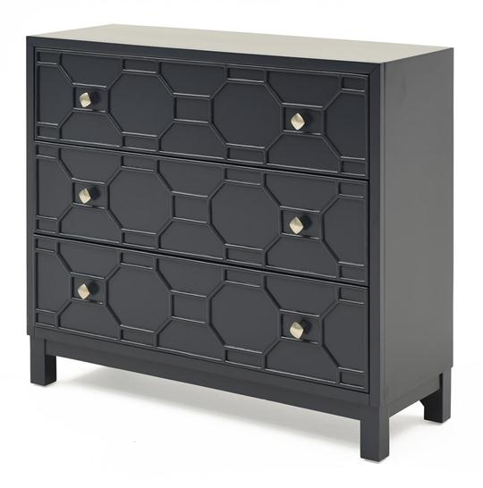Matrix Accent Chest, Navy