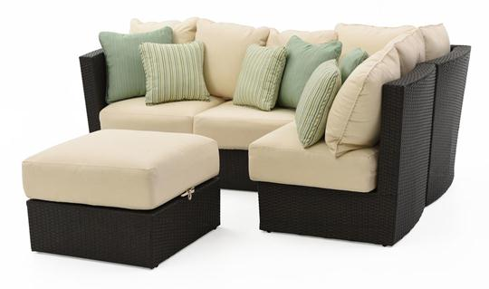 Tremblay Patio Sectional