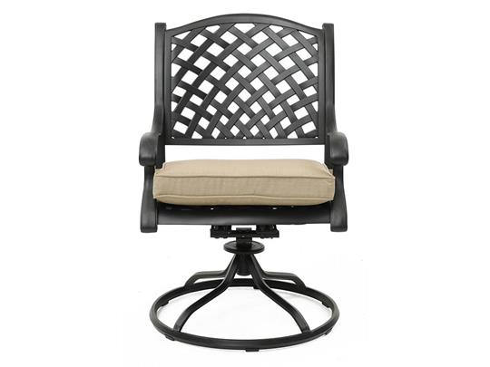 Augusta Dining Swivel Rocker