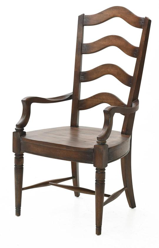 Willow Bend Ladderback Arm Chair